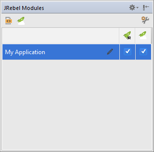 JRebel remote server support in IntelliJ IDEA — JRebel 2019